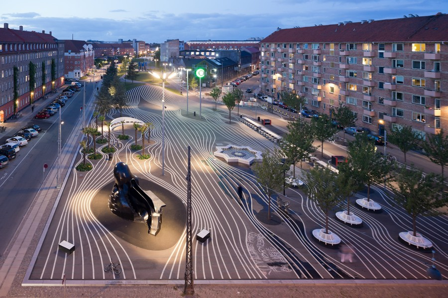 Copenaghen, quartiere Norrebro
