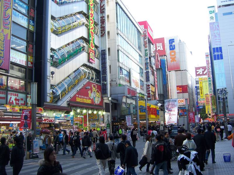 10 attrazioni da visitare a Tokyo