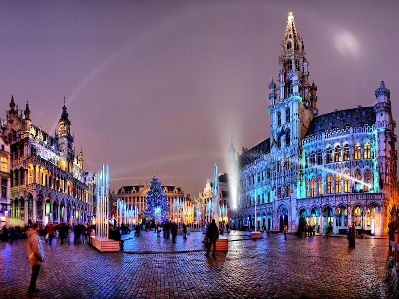 Che temperature Bruxelles a maggio