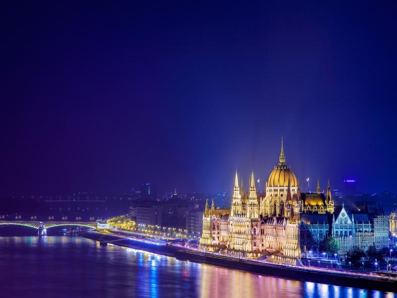 Che temperature Budapest a maggio