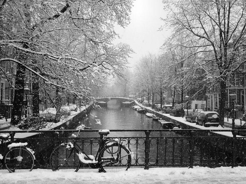 Che temperature Amsterdam a febbraio