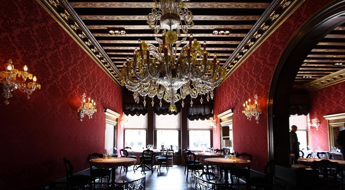 cinque soste gourmet a Venezia