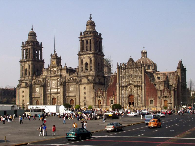 Che temperature Città del Messico ad aprile