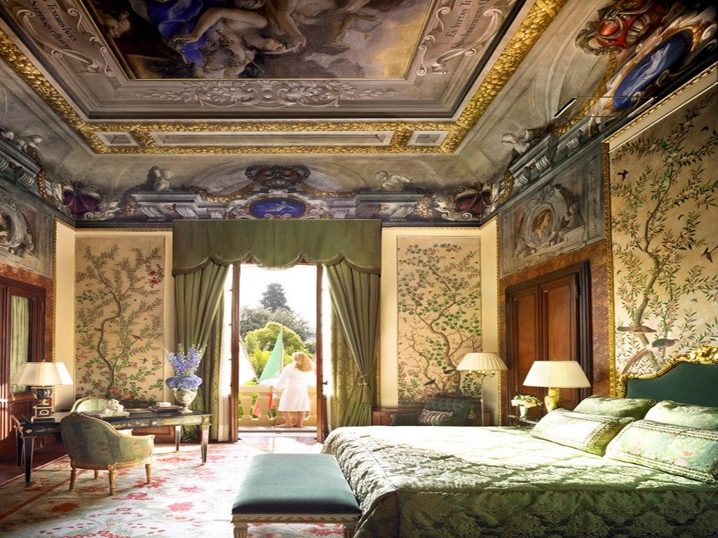 Classifica  hotel più lussuosi in Italia