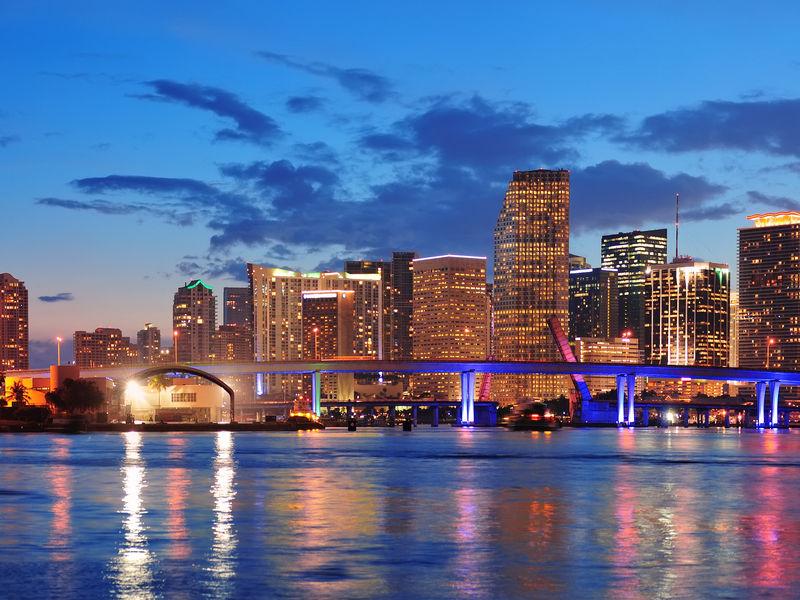 Che temperature Miami a novembre
