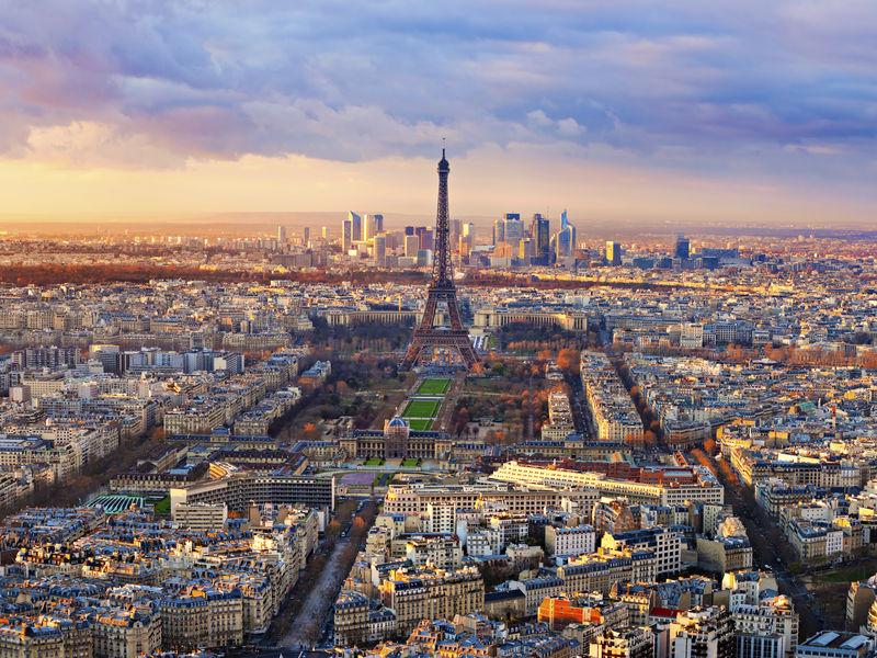 Offerte novembre voli Parigi