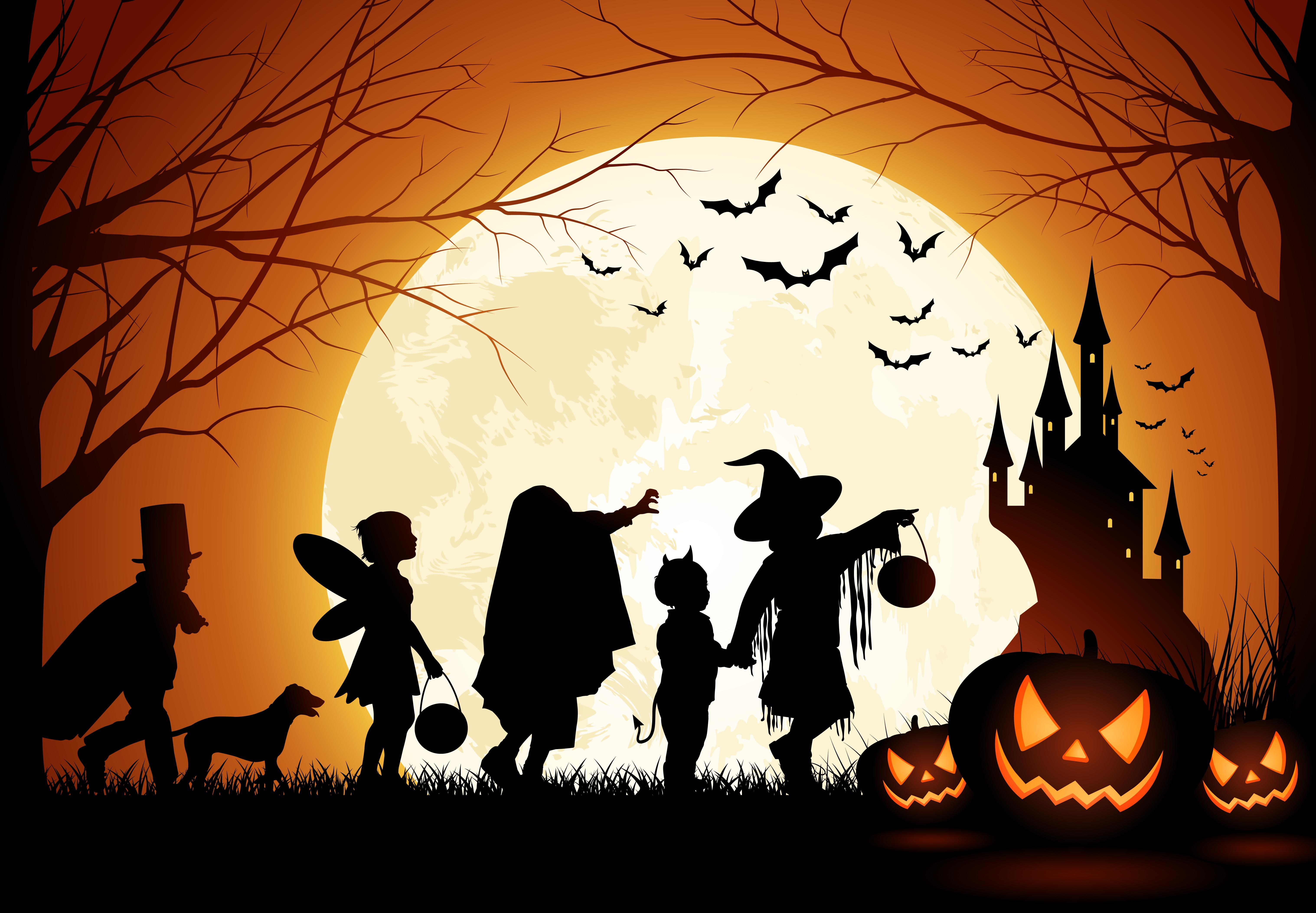 Come festeggiare Halloween con i bambini in Irlanda
