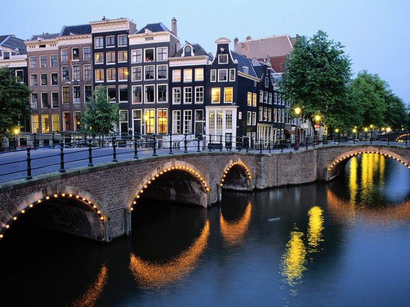 Che temperature Amsterdam aprile