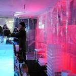 interno di ghiaccio allice bar di stoccolma