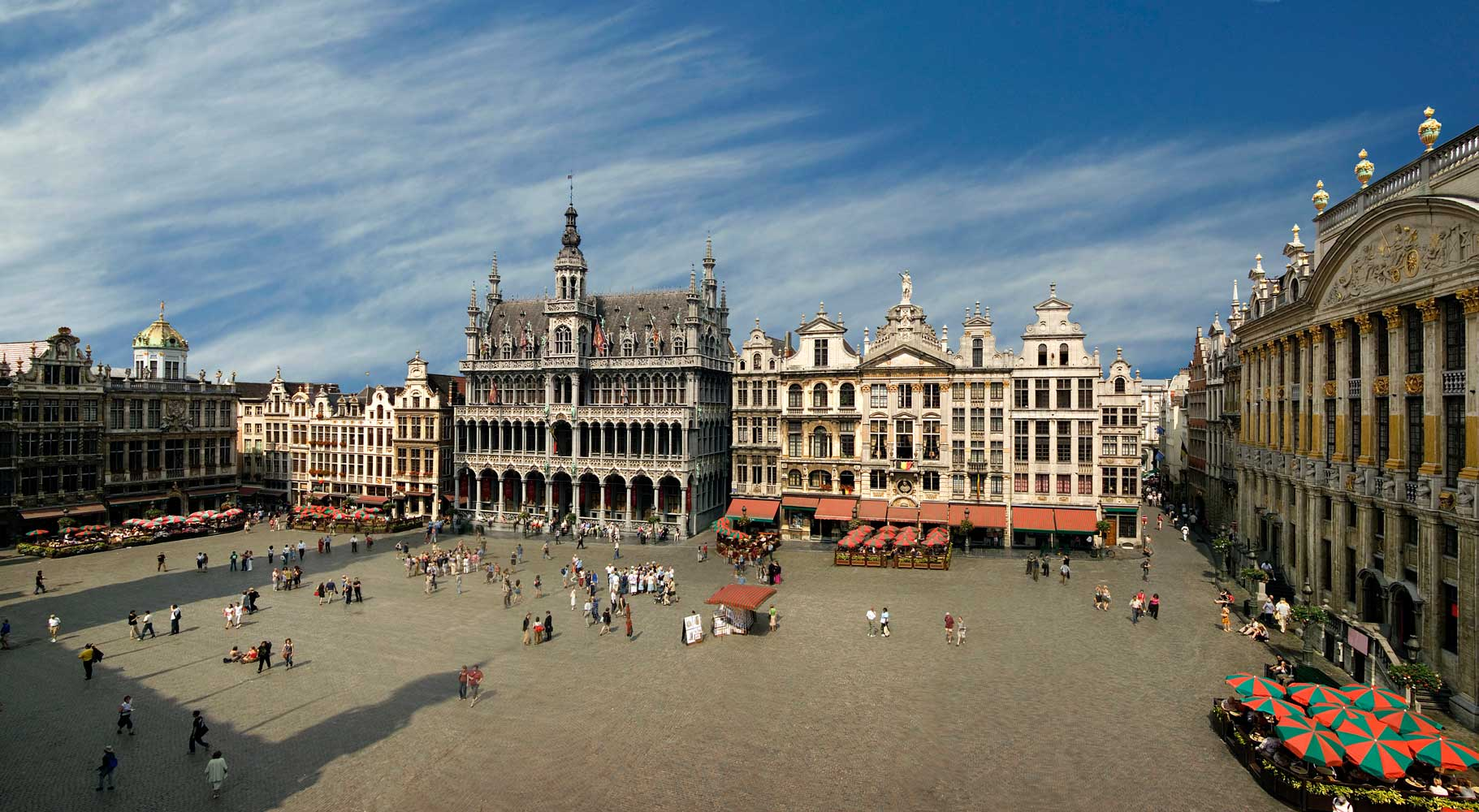 itinerario week end Bruxelles autunno