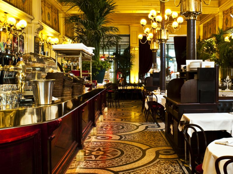 Quanto costa mangiare in una brasserie di Parigi?
