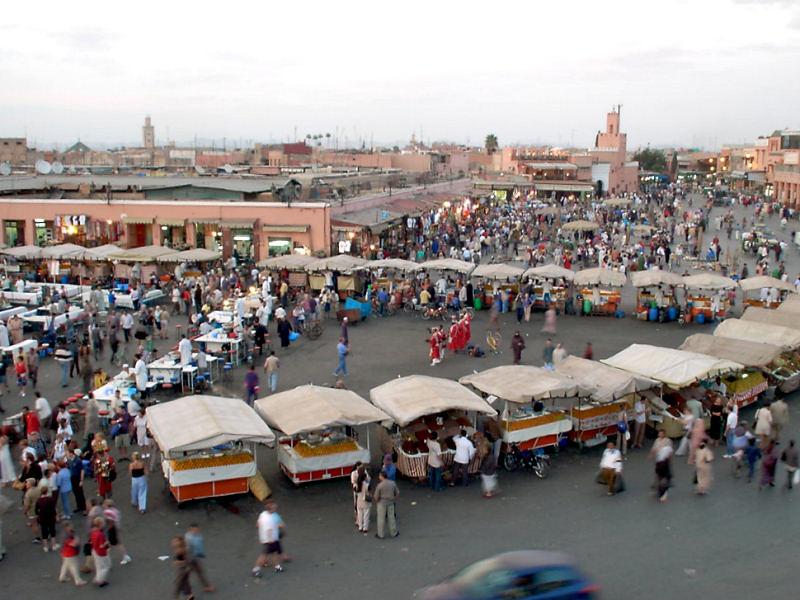 Che temperature Marrakech a novembre