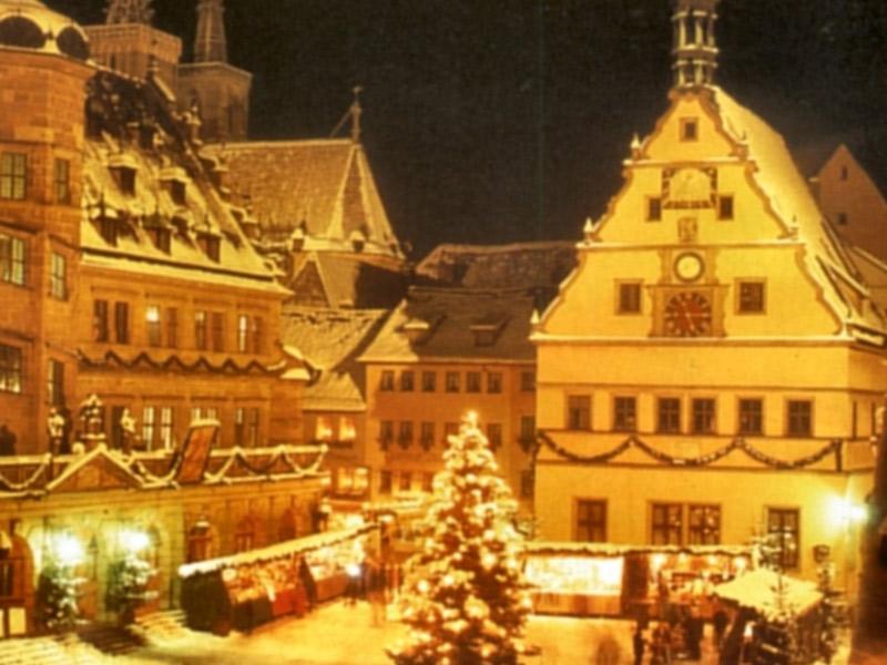 10 migliori mercatini di Natale in Austria