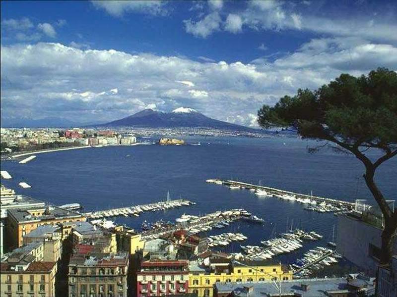 Eventi ponte Immacolata Napoli