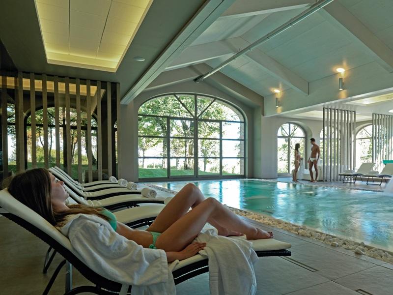 Weekend relax con percorso spa in Monferrato