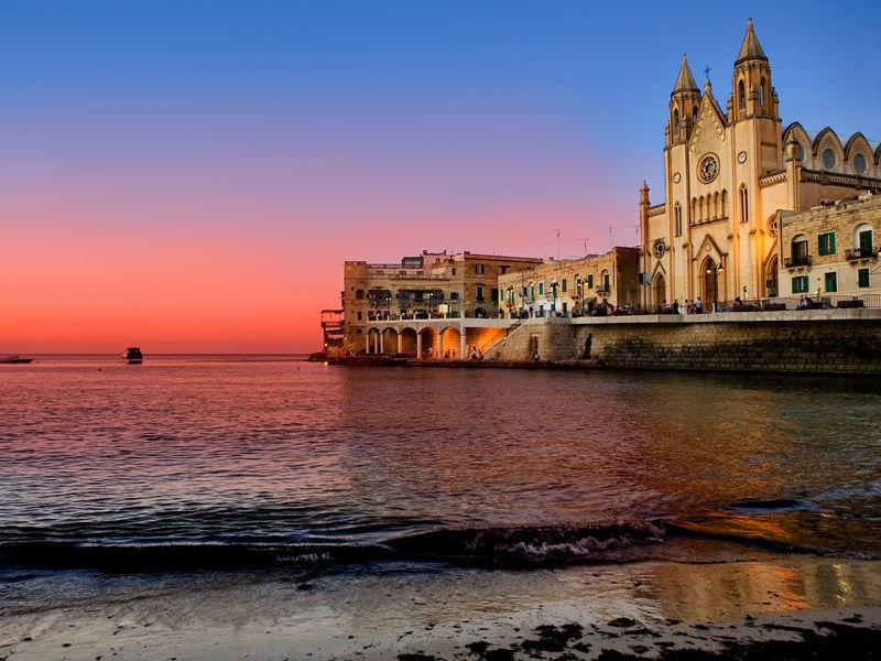 Classifica hotel più romantici di Malta