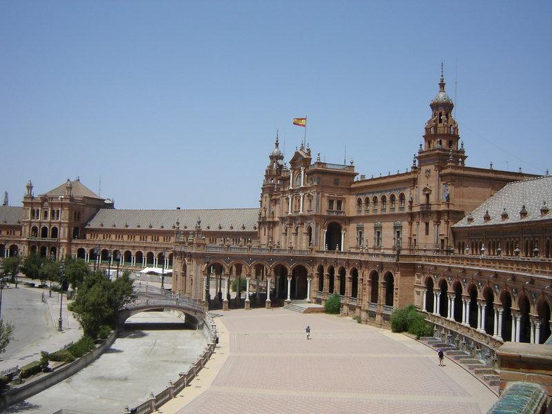 5 quartieri cool di Siviglia