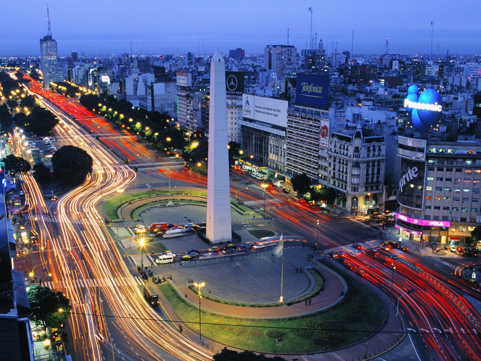 Che temperature Buenos Aires ad aprile