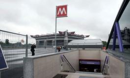 Come raggiungere in metropolitana Stadio San Siro Milano