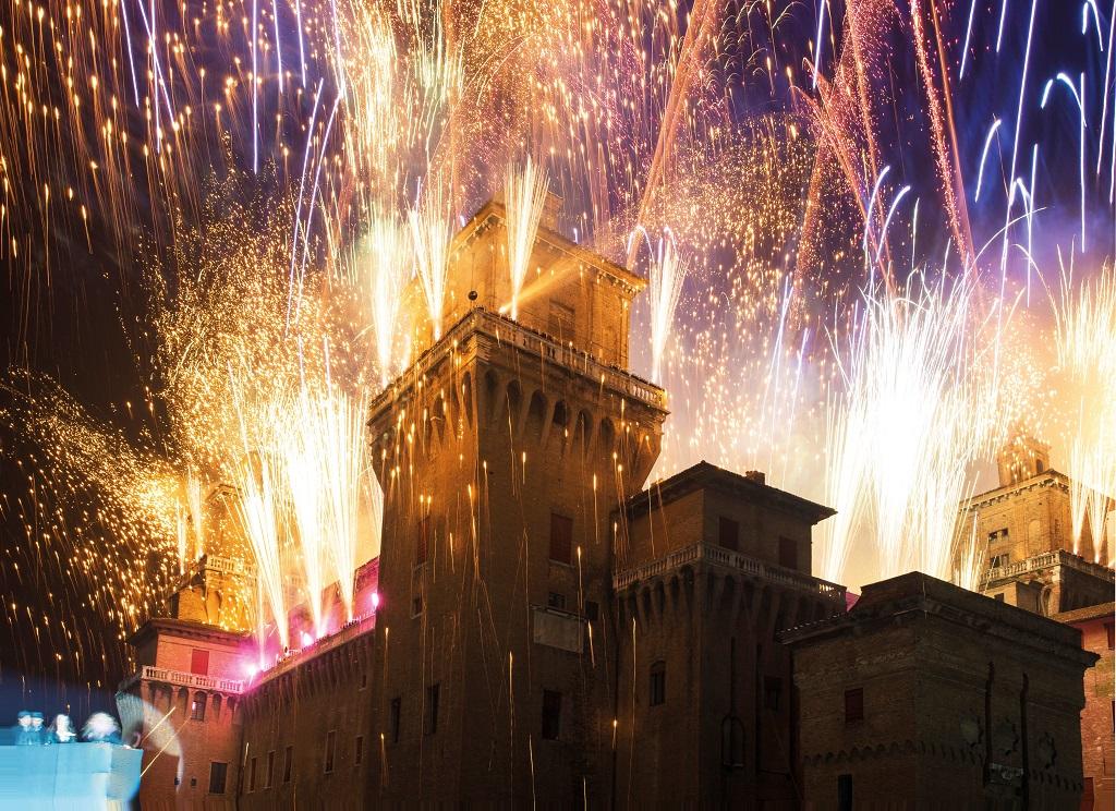 Capodanno in un Castello
