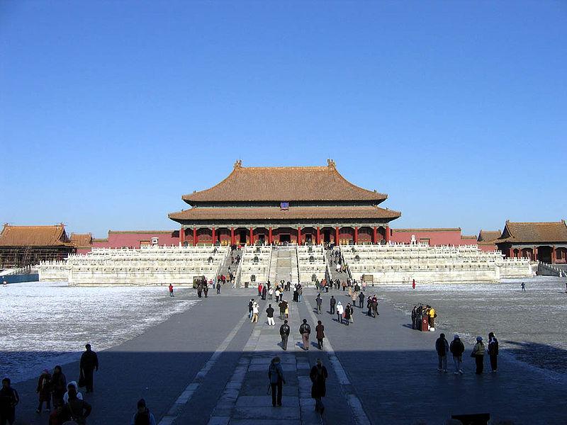 Che temperature Pechino ad ottobre