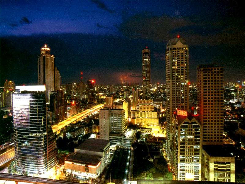 Che temperature Bangkok a maggio