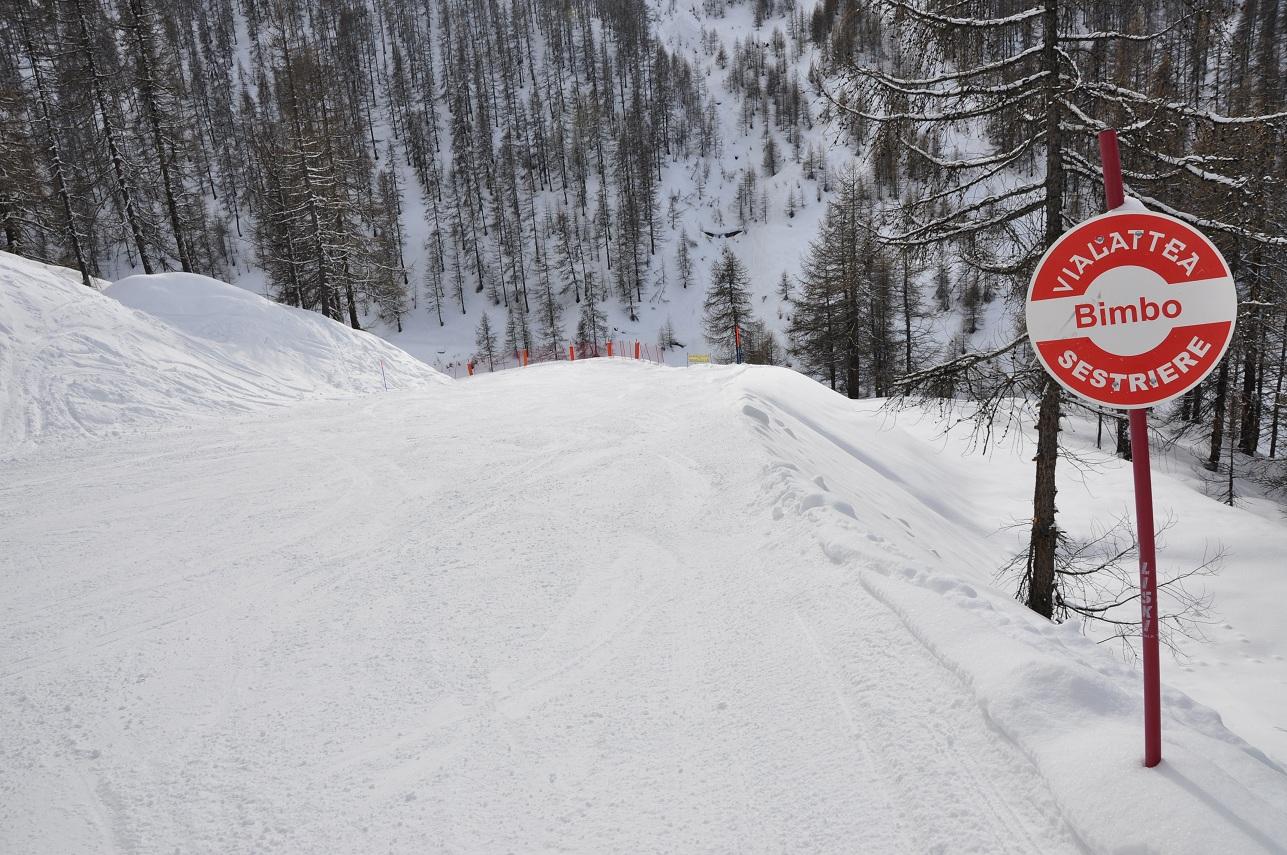 Migliori piste da sci di Sestriere