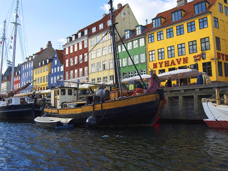 Che temperature Copenaghen a giugno