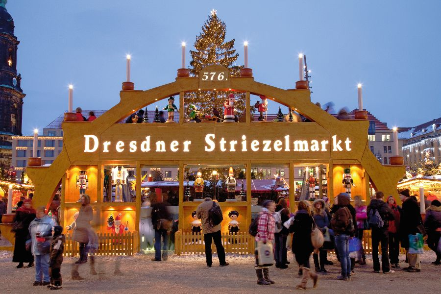10 migliori mercatini di natale in germania