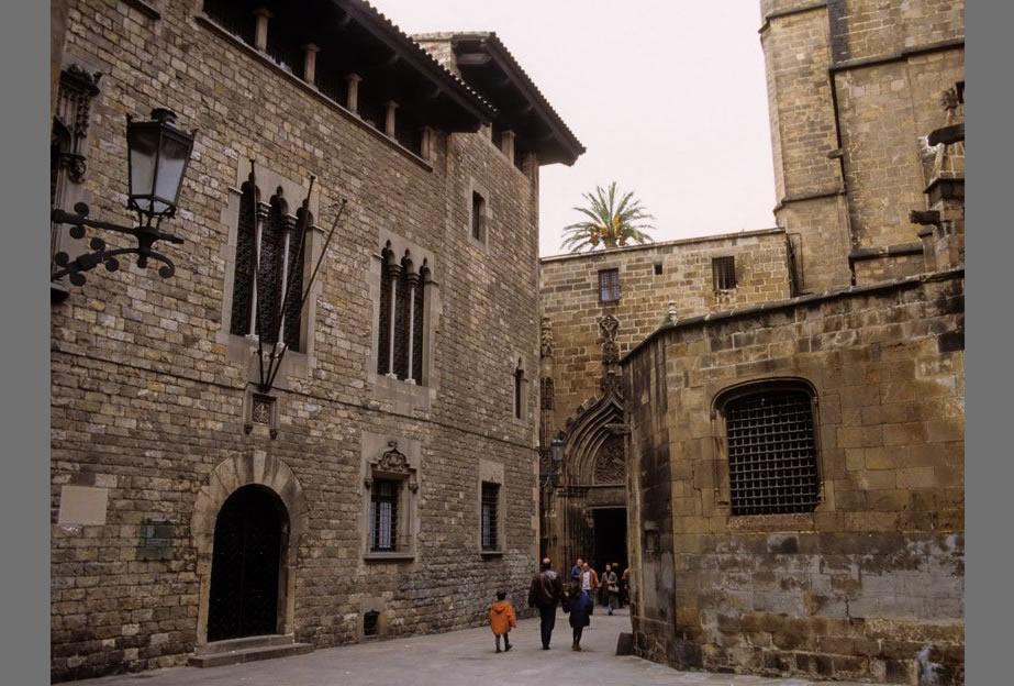 Barrio Gotico, Barcellona
