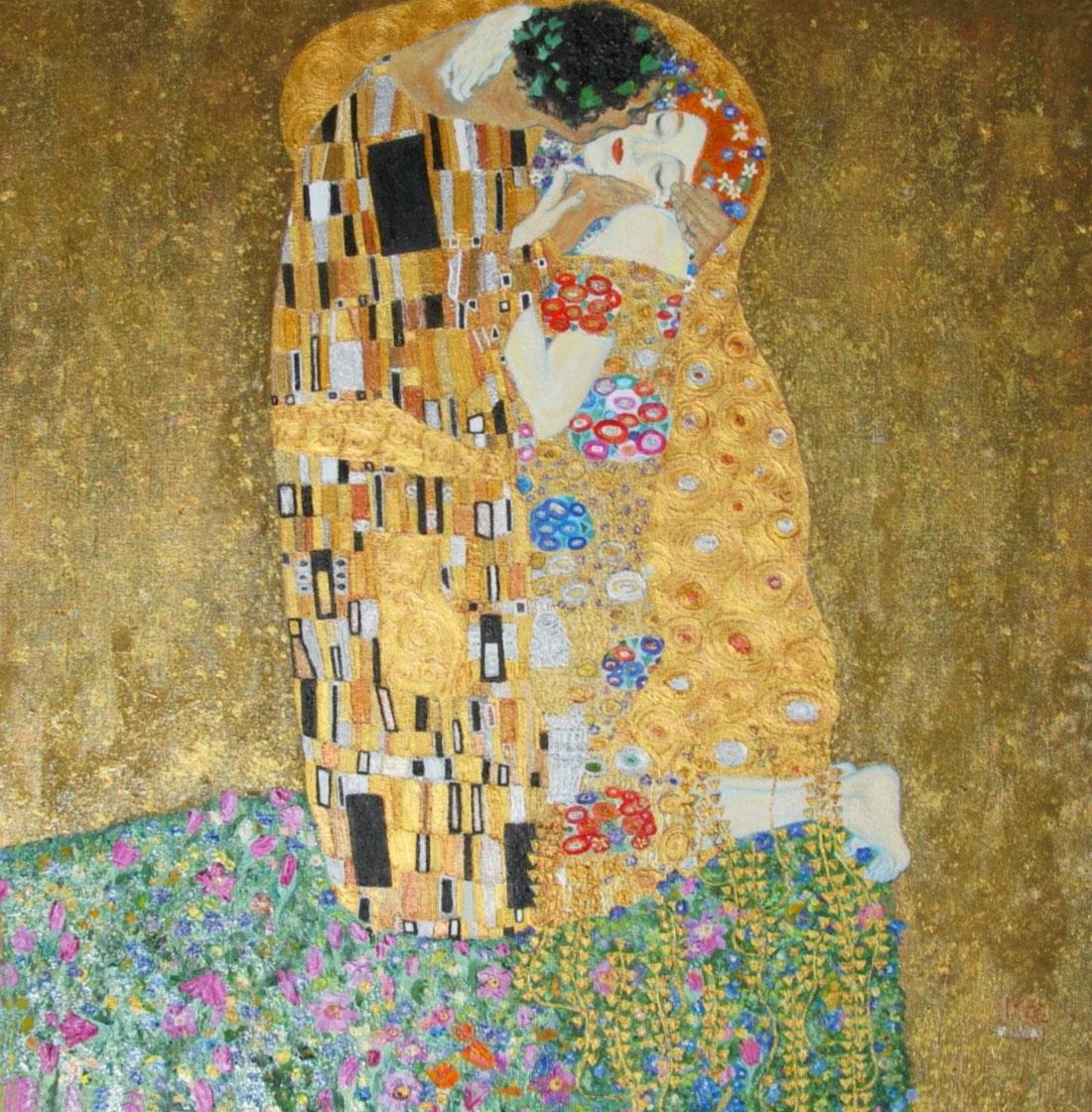 Klimt a Vienna