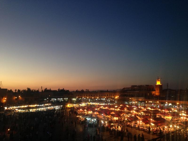 Che temperature Marrakech a marzo