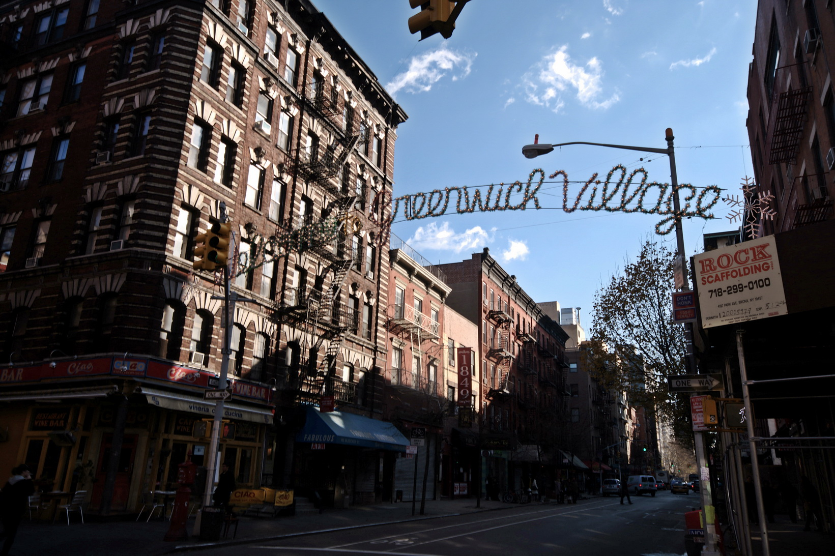 Migliori hotel del greenwich village di new york for Dove alloggiare new york