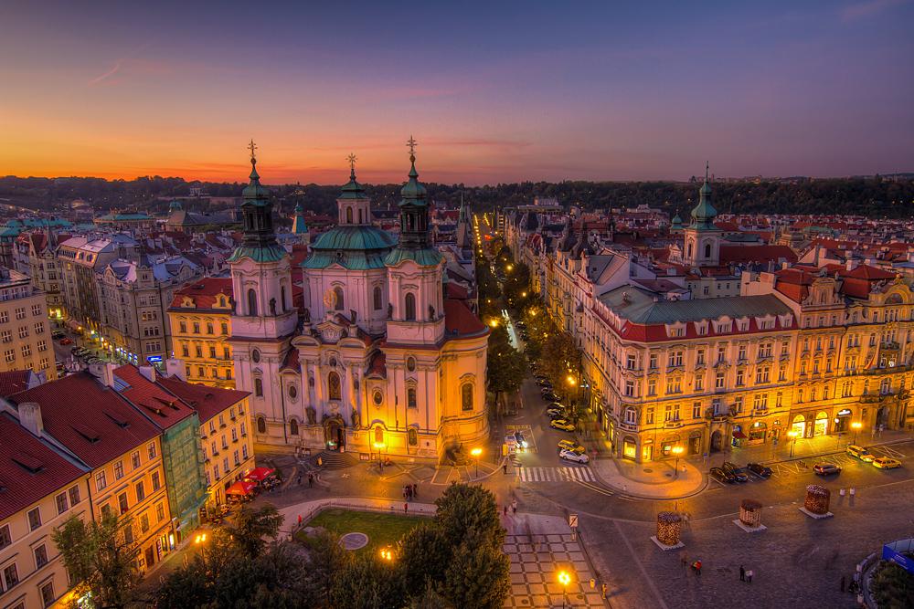 Offerta Ponte Immacolata a Praga