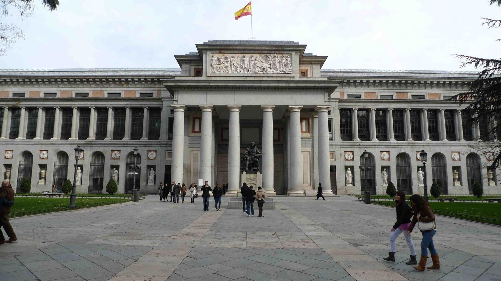 Museo del Prado Madrid, prezzi e orari
