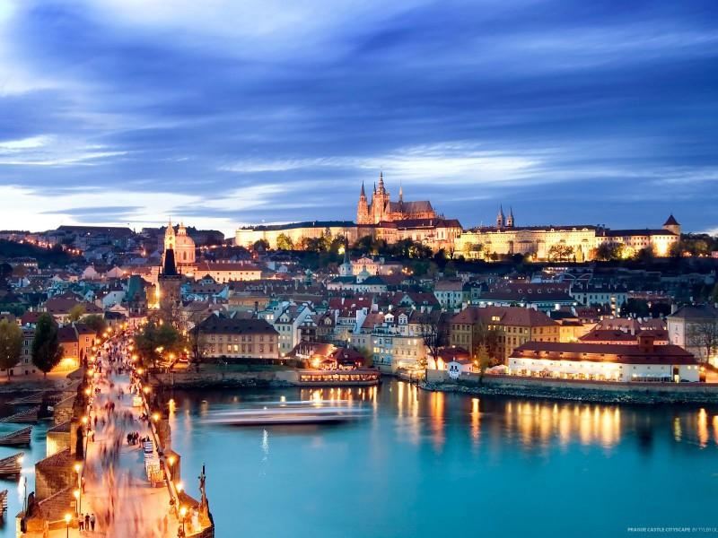 Che temperature Praga a maggio