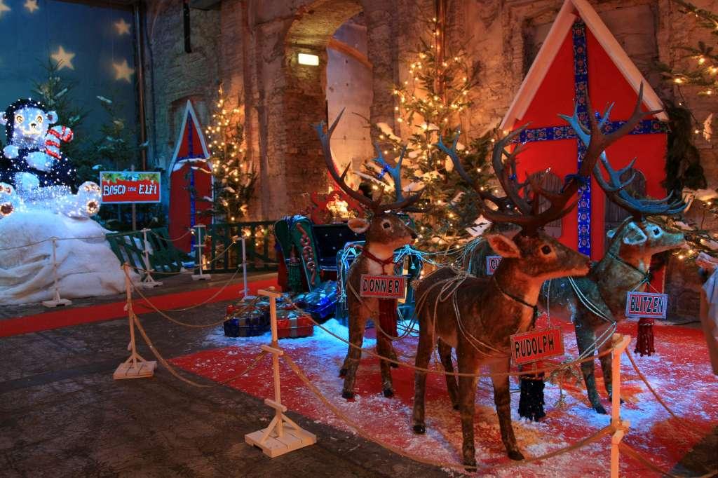 Dove Andare A Vedere Babbo Natale.Come Raggiungere Casa Di Babbo Natale Montecatini Terme