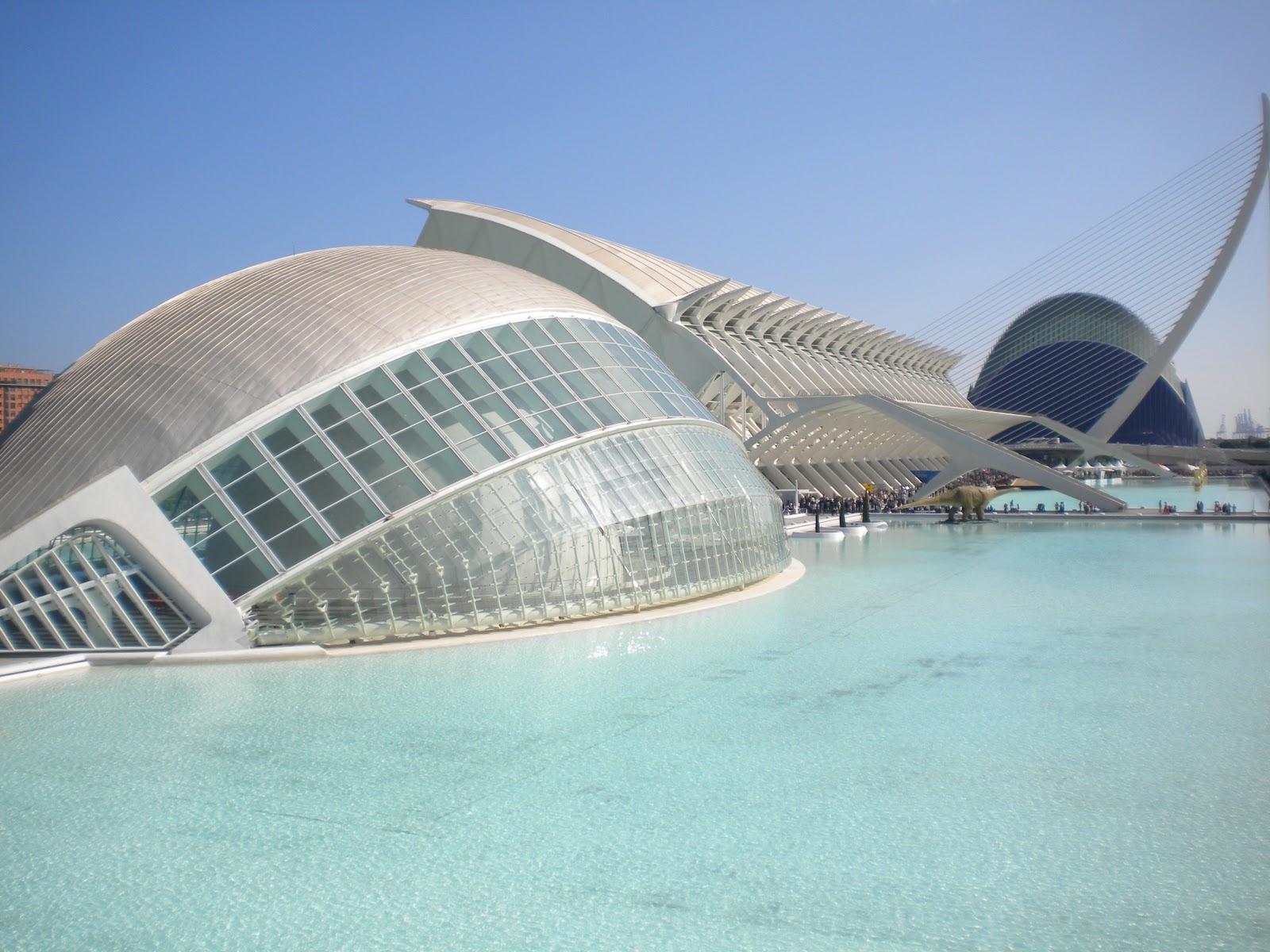 Itinerario Calatrava a Valencia