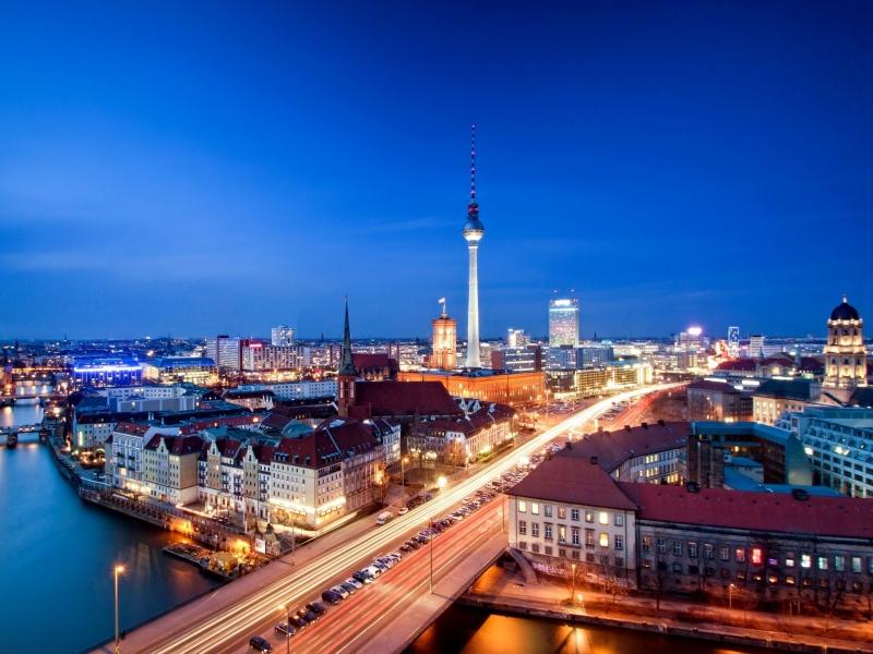 Che temperature Berlino a maggio