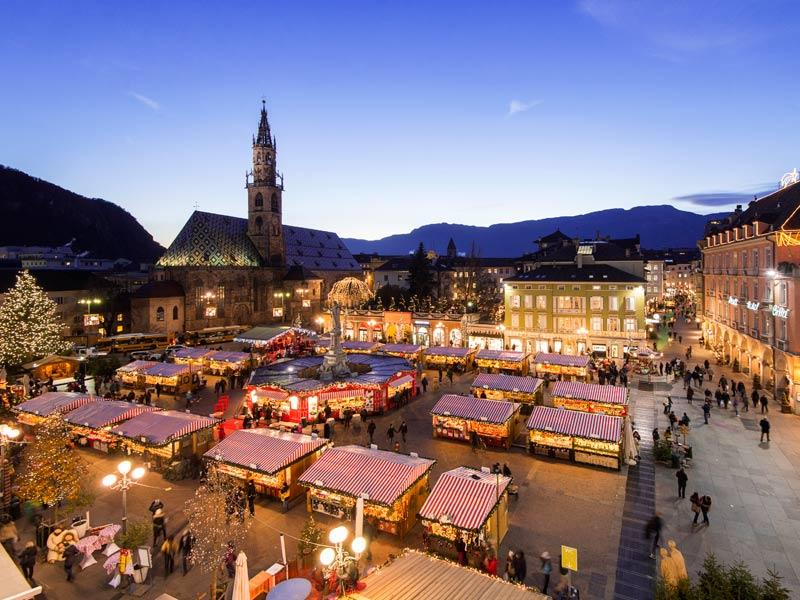 10 migliori mercatini di Natale per bambini in Italia