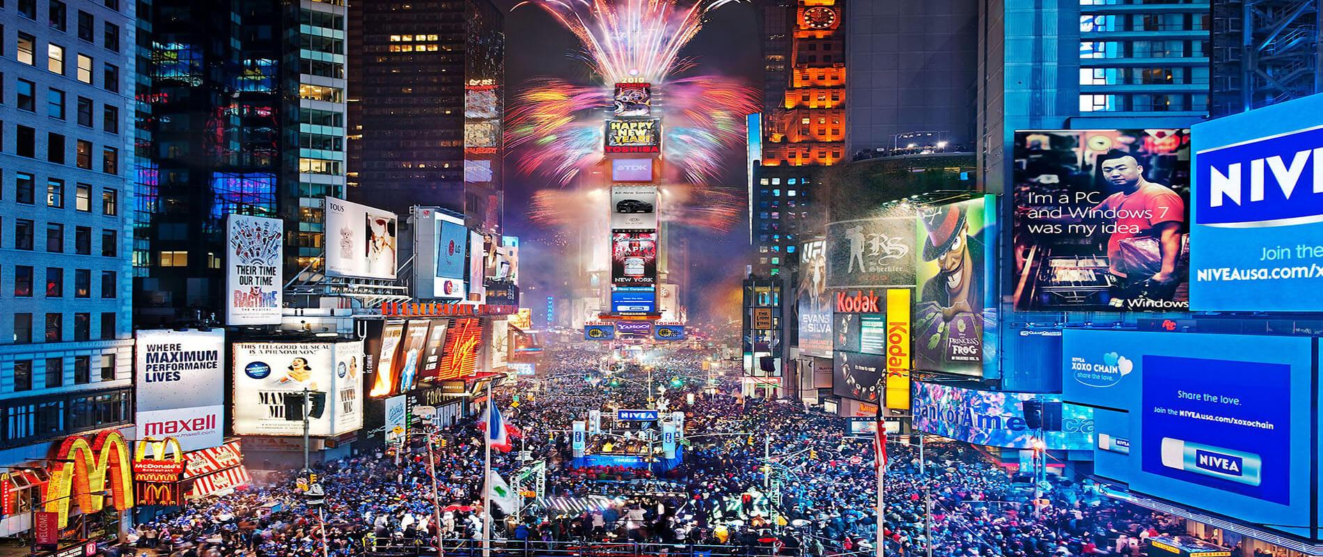 Offerte capodanno 2016 new york viaggiamo for Immagini new york a natale