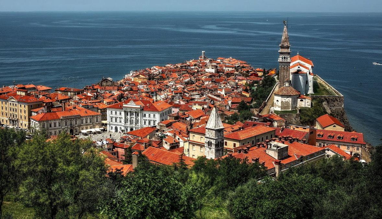 che cosa vedere a Borgo Pirano in Croazia