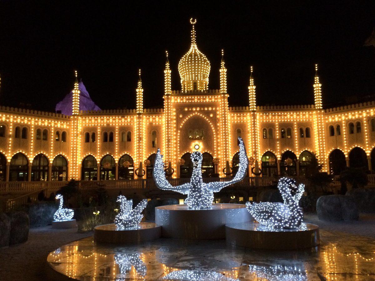Mercatini di Natale di Tivoli Copenaghen: date, orari - Viaggiamo