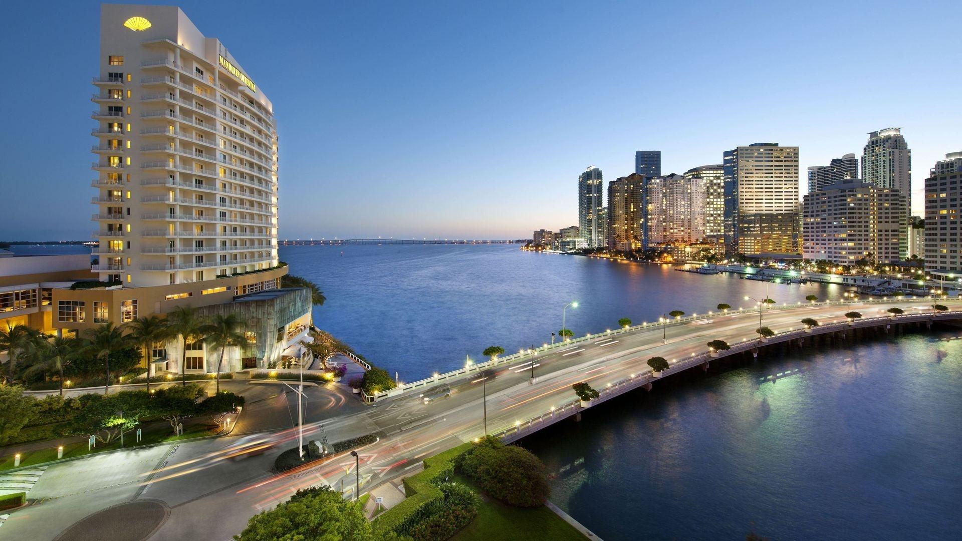 Che temperature Miami ad aprile