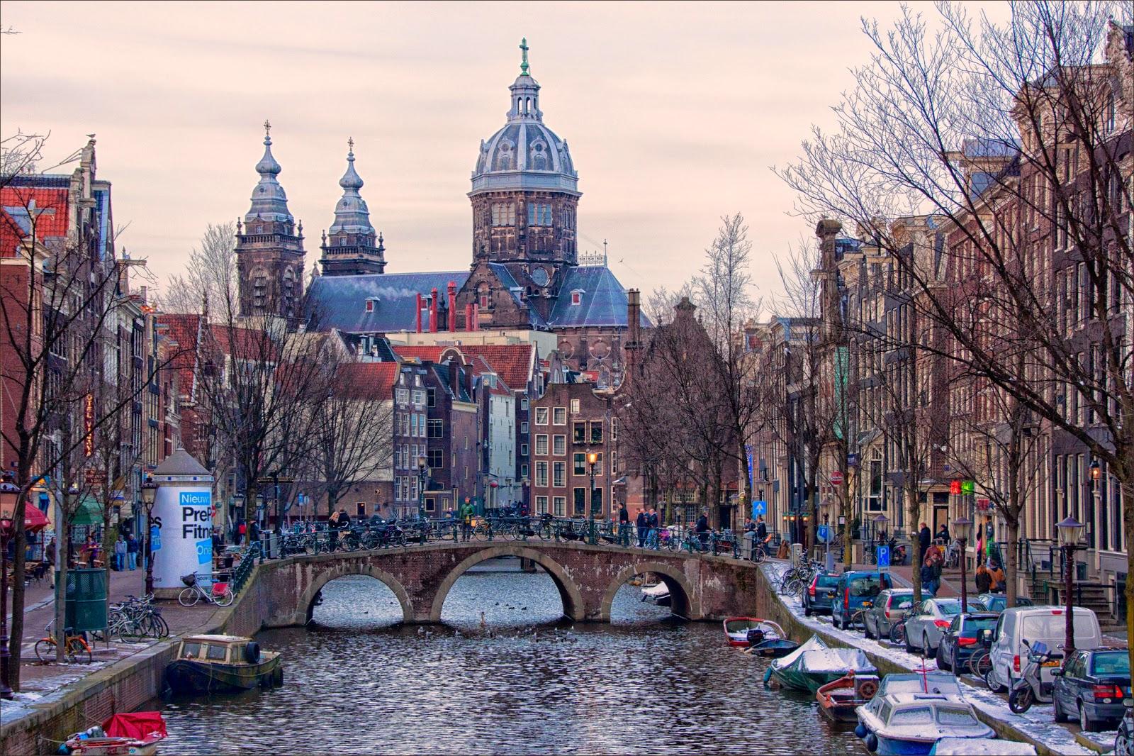 offerta ponte Immacolata Amsterdam
