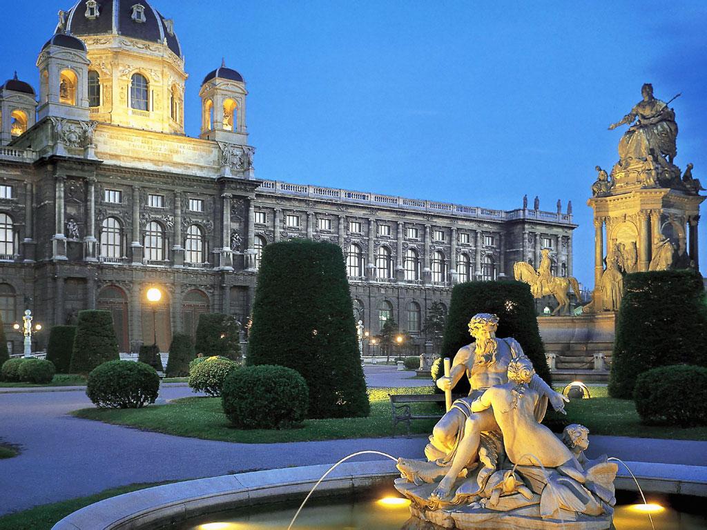 Che temperature Vienna a dicembre