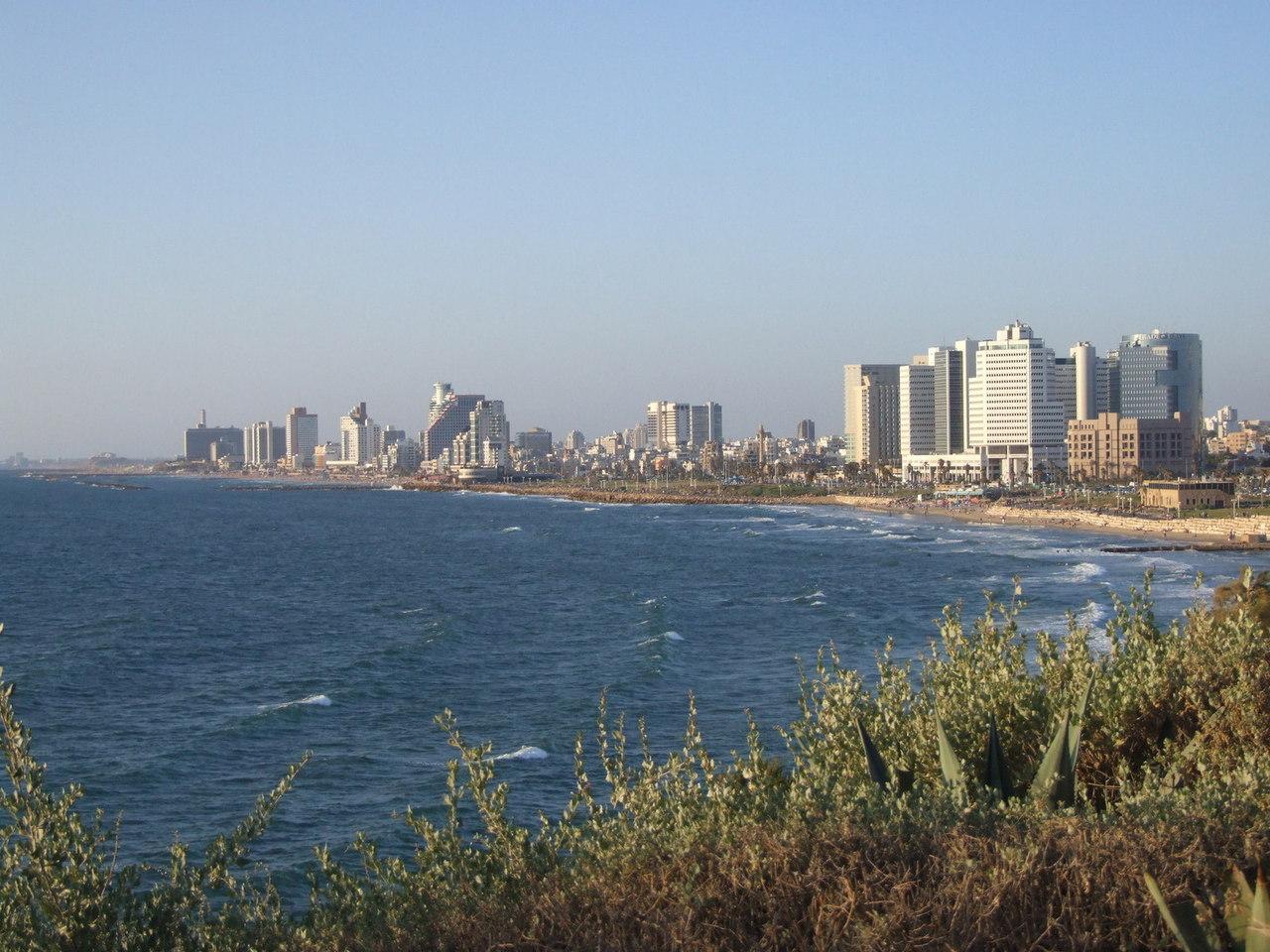 5 quartieri da visitare a Tel Aviv