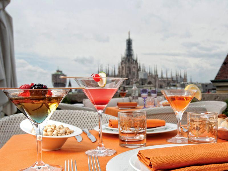 Migliori locali aperitivo Milano zona Duomo