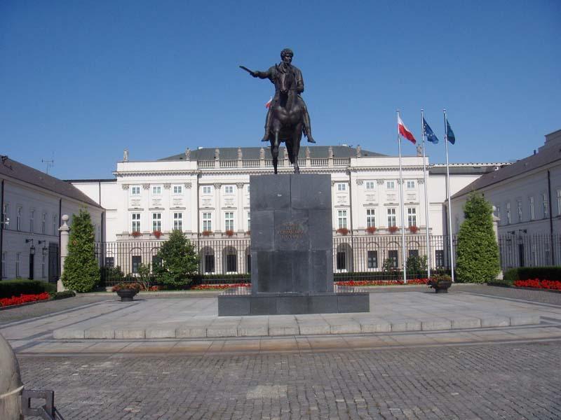 Che temperature Varsavia a maggio