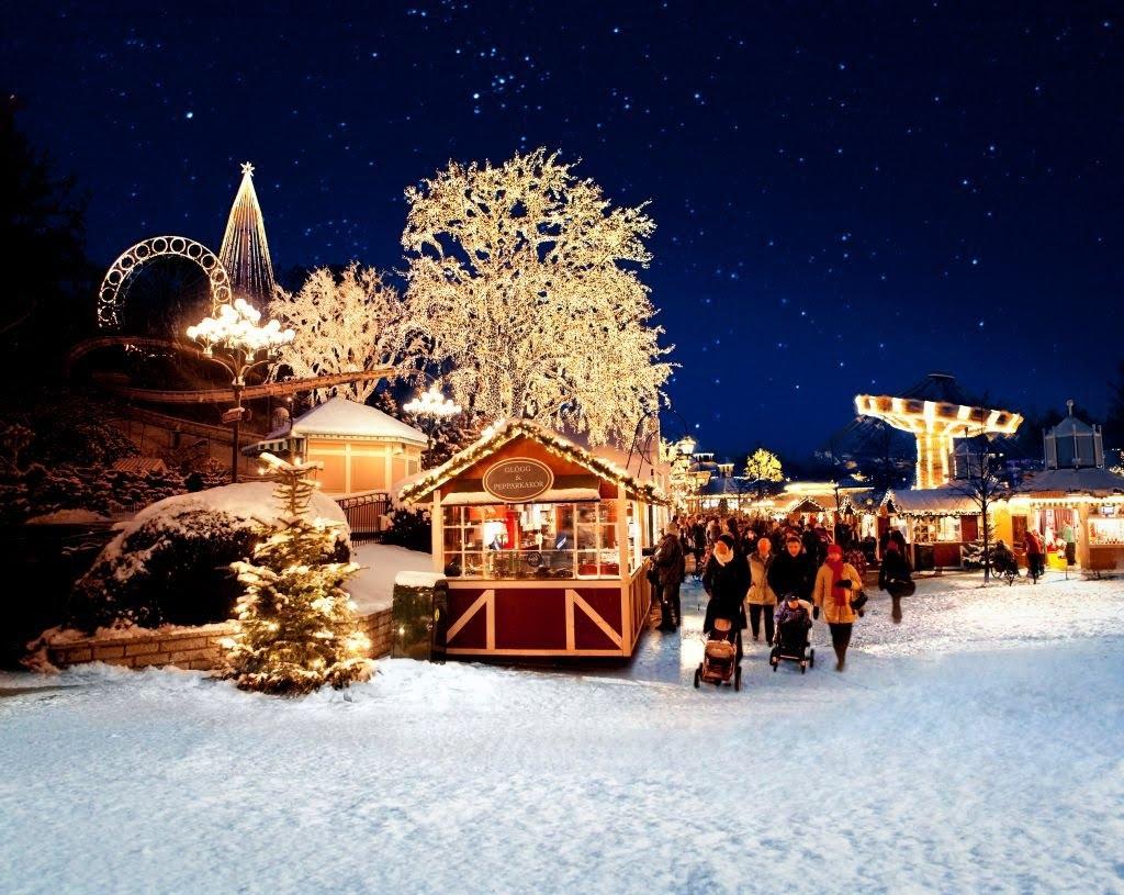 Che cosa fare a Natale a Goteborg